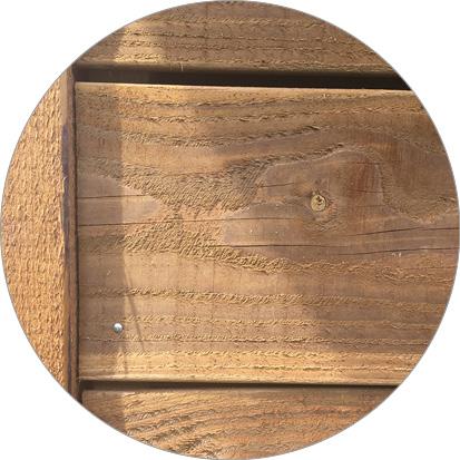 douglas hout uitzetten krimpen