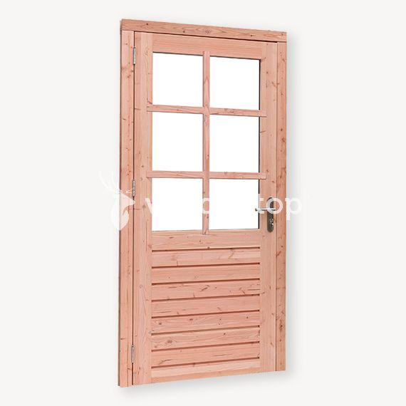 Tuinhuis deur