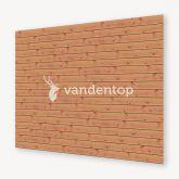 Wandmodule R | Blank douglas