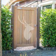 Hardhouten poort