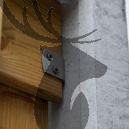 Bevestigingsset betonpalen