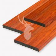 Padouk plank