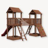 Speeltorens Siem brug & klimwand