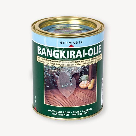 Hermadix bangkirai olie