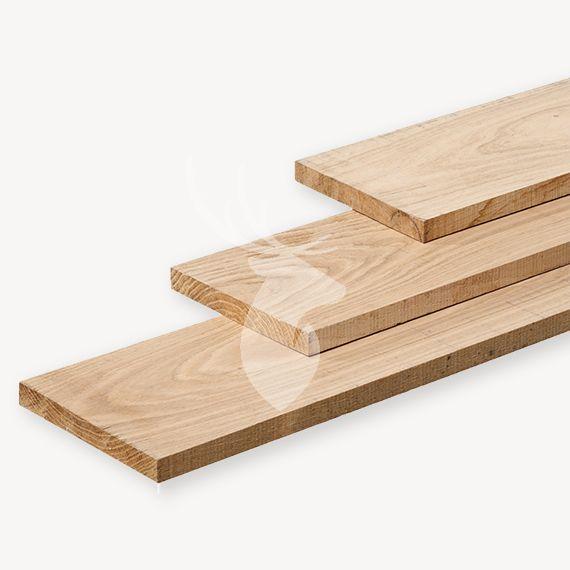 Eiken plank