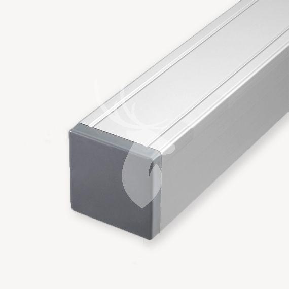 Aluminium paal