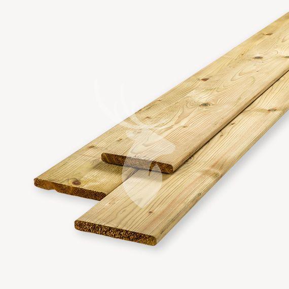 Vuren plank
